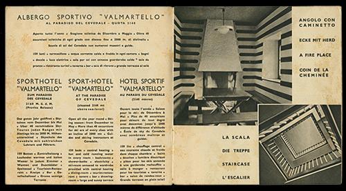 Hotelprospekt 1937 - S. 2 & 3