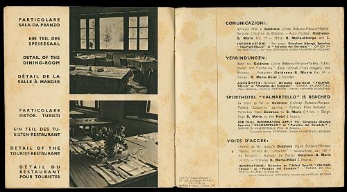 Hotelprospekt 1937 - S. 6 & 7